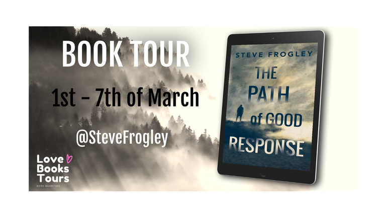 The Path of Good Response LoveBooks Tour